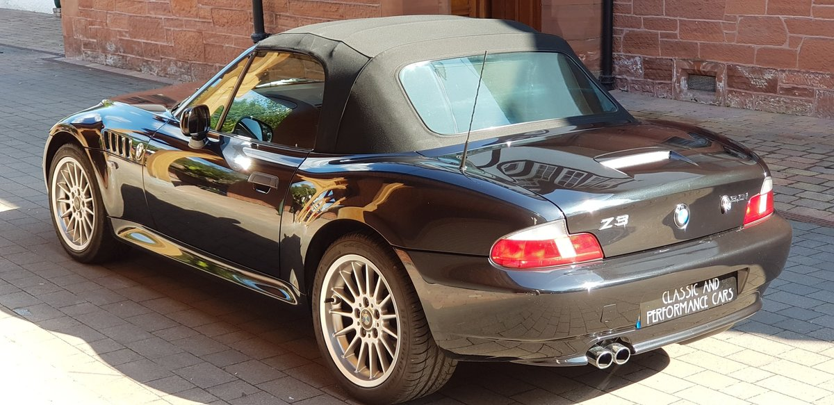 2000 Bmw Z3 3.0 Widebody Roadster For Sale (picture 5 of 5)