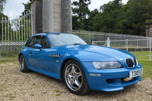 1999 Bmw Z3M Coupe - S54 For Sale