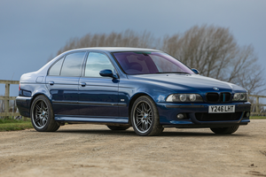 2001 BMW M5 (E39) Just £8,000 - £10,000