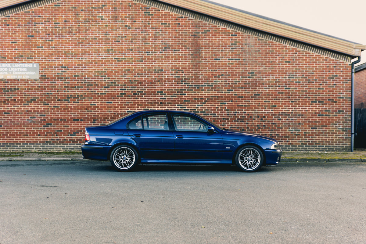 1999 BMW M5 (E39) - only 16,000 miles SOLD (picture 2 of 6)