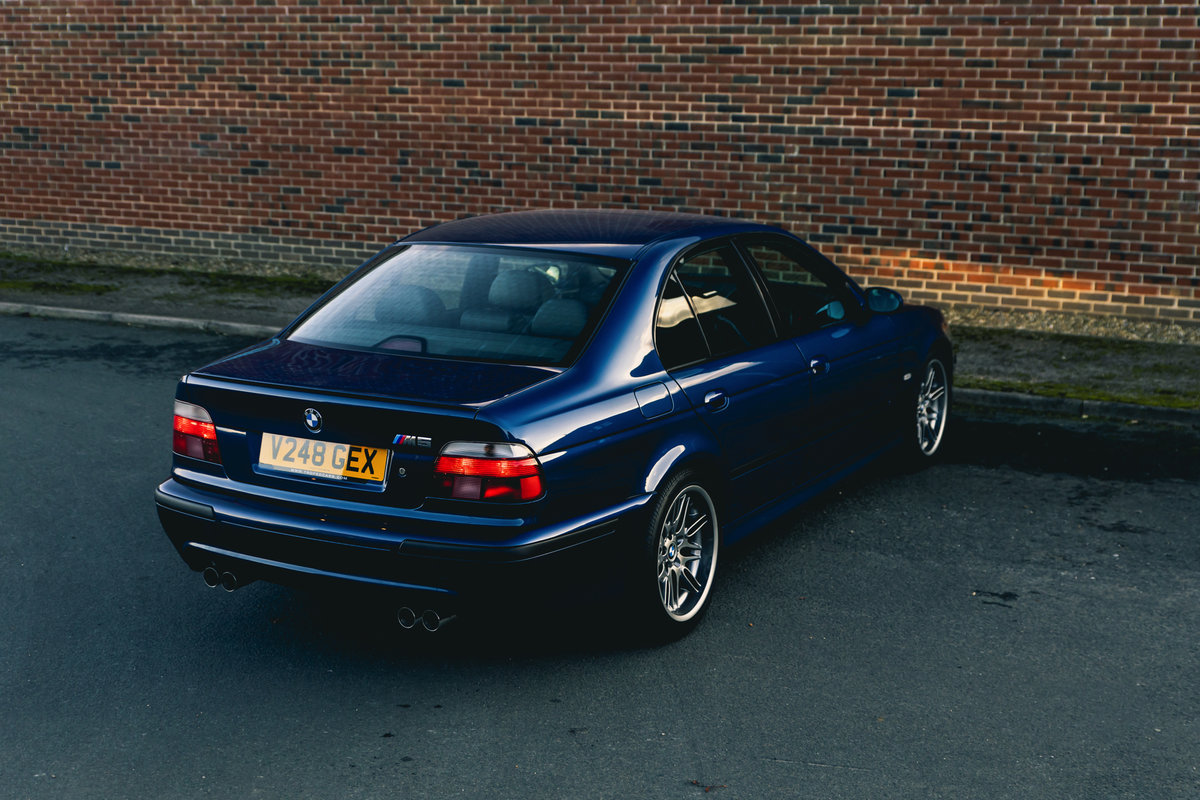 1999 BMW M5 (E39) - only 16,000 miles SOLD (picture 3 of 6)