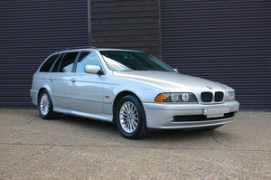 2002 BMW E39 525i SE Touring Automatic (56,890 miles) For Sale