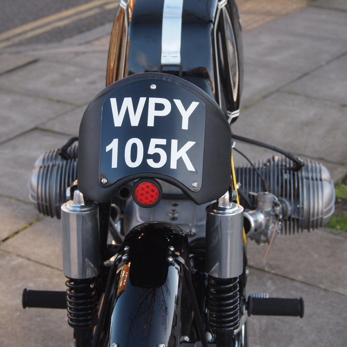 1971 BMW R60 Cafe Racer, You Must See RESERVED FOR GUY. SOLD (picture 3 of 6)