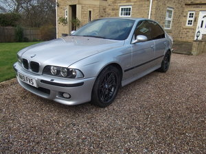 2002 BMW M5 E39 FACELIFT. VIRTUALLY CONCOURS THROUGHOUT