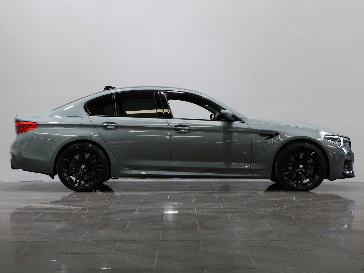 2018 18 68 BMW M5 4.4 V8 AUTO For Sale (picture 2 of 6)
