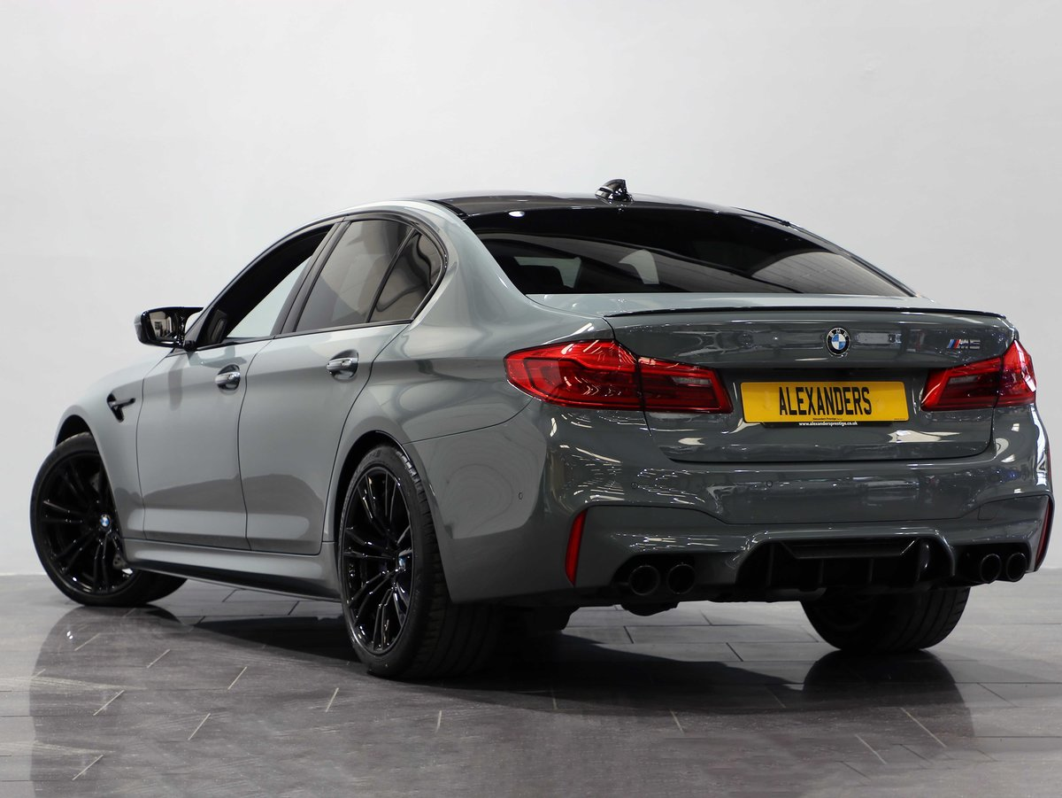 2018 18 68 BMW M5 4.4 V8 AUTO For Sale (picture 3 of 6)