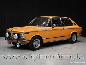 1973 BMW 2000 TII Touring '73