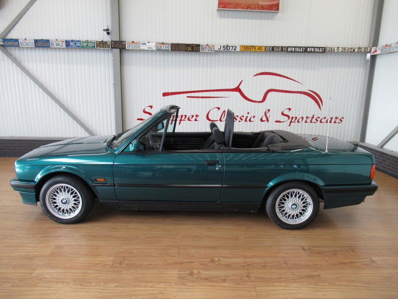 1992 BMW 318i E30 Cabrio For Sale (picture 2 of 6)