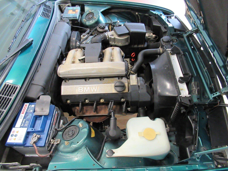1992 BMW 318i E30 Cabrio For Sale (picture 6 of 6)