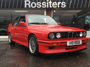 BMW E30 M3 2.5 Sport Evo Beautiful two owner car