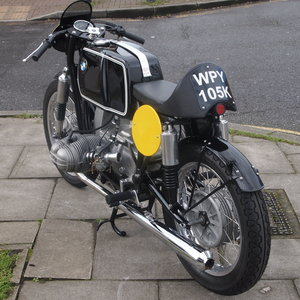 1971 BMW R60 Cafe Racer, You Must See RESERVED FOR GUY. SOLD