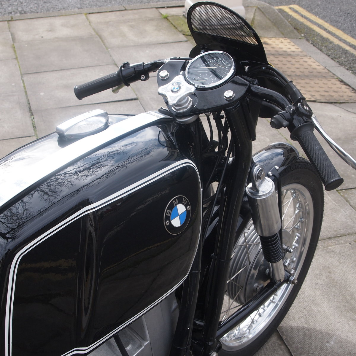 1971 BMW R60 Cafe Racer, You Must See RESERVED FOR GUY. SOLD (picture 2 of 6)