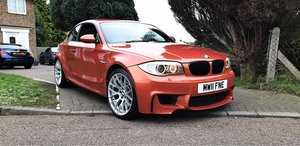 BMW 1M -- STUNNING CAR with 10 main dealer services