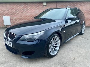 2007 BMW M5 touring (E61) Great history & spec