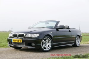 BMW 330Ci Convertible with only 57.000 KM.