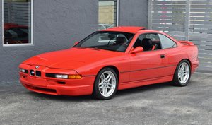 1994 BMW 8-Series E31 850CSI Rare 1 of 225 US manual $95.8k