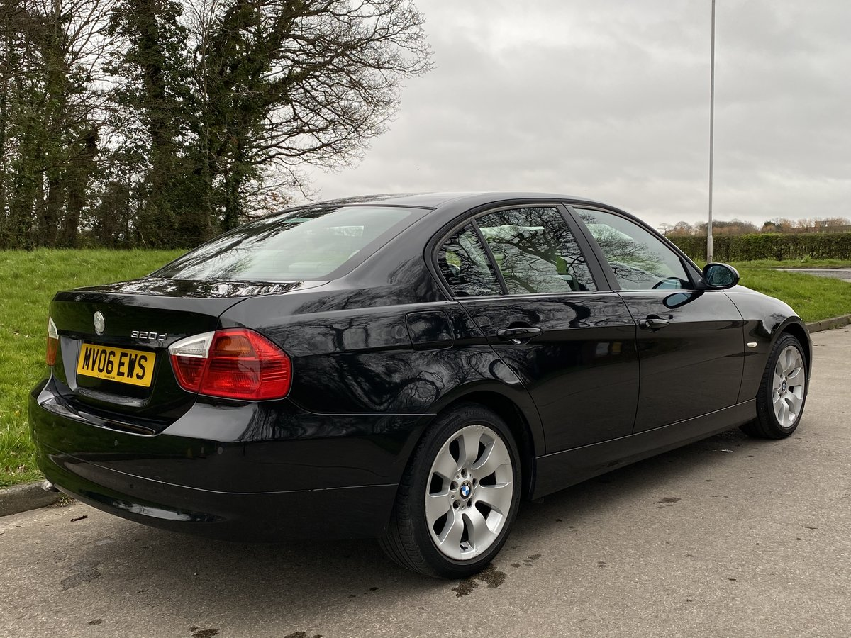 2006 BMW 320d 163 SE 6 Speed - High Spec - Full Service History For Sale (picture 3 of 6)