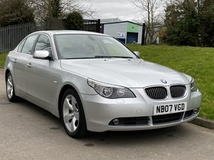 2007 BMW 525d SE Automatic - Low Miles - Full Leather