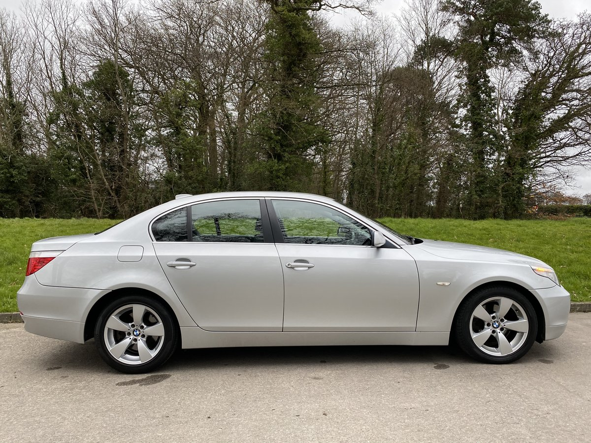 2007 BMW 525d SE Automatic - Low Miles - Full Leather For Sale (picture 2 of 6)