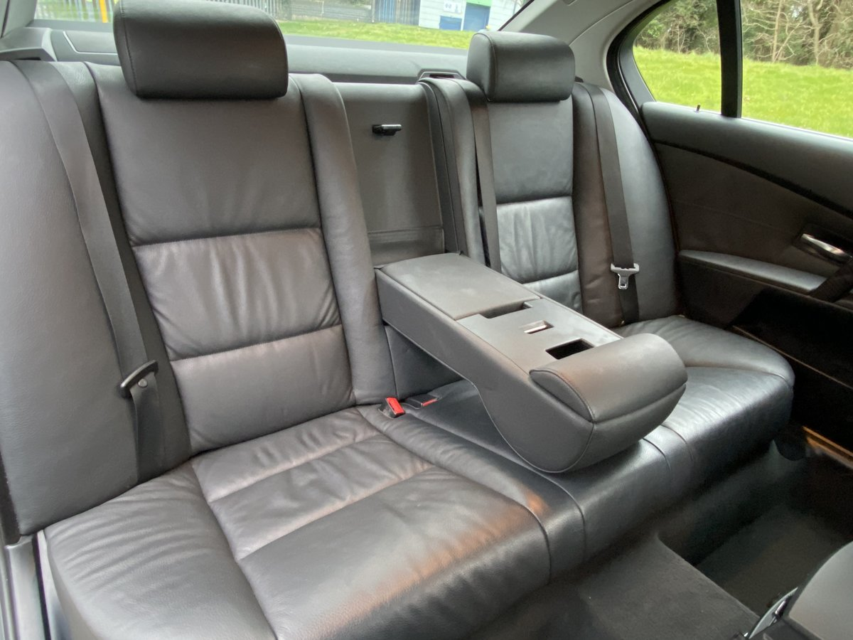 2007 BMW 525d SE Automatic - Low Miles - Full Leather For Sale (picture 6 of 6)