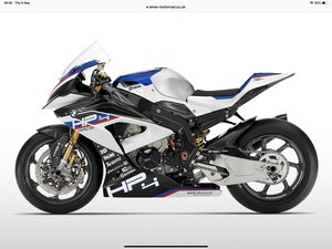 Hp4 race carbon sbk