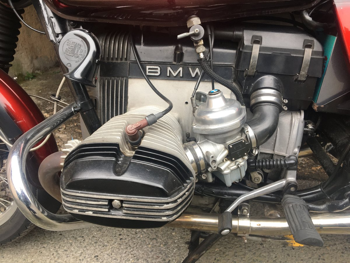 1981 BMW R100 CS  For Sale (picture 6 of 6)
