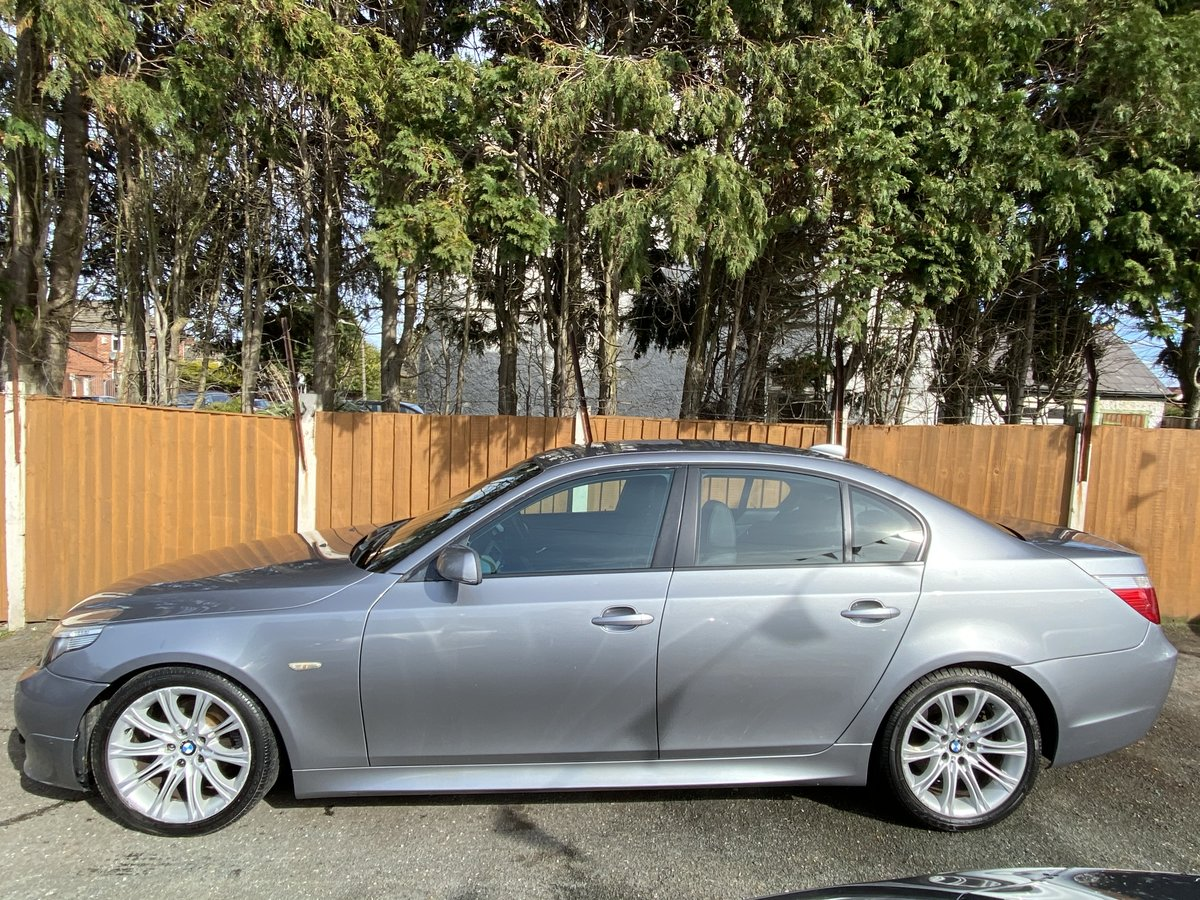2006 BMW 525d M Sport Automatic E60 For Sale (picture 2 of 6)