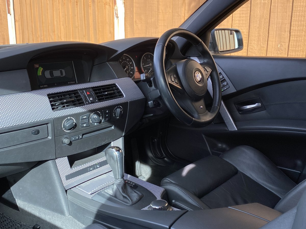 2006 BMW 525d M Sport Automatic E60 For Sale (picture 4 of 6)