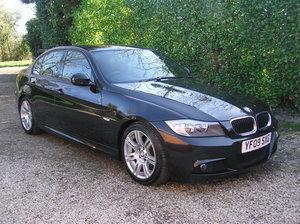 BMW 3 Series 2.0 318d M Sport 4dr auto
