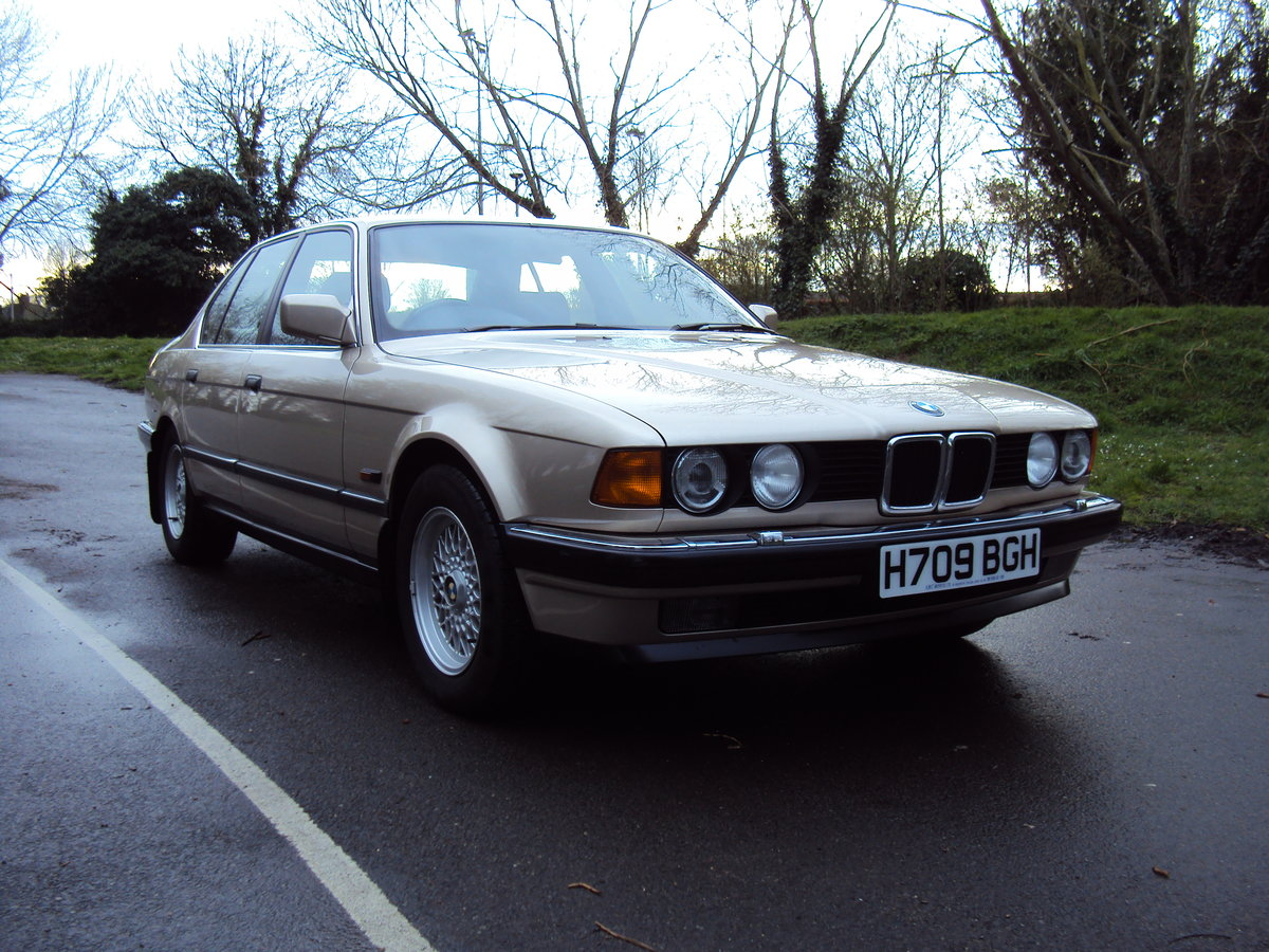 1991 BMW 735i SE E32 For Sale (picture 1 of 6)