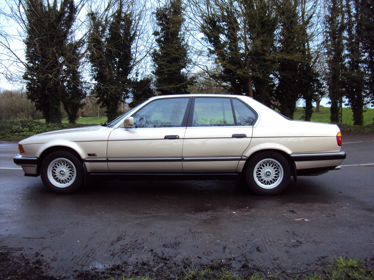 1991 BMW 735i SE E32 For Sale (picture 4 of 6)