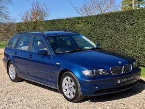 2002 BMW 320d Touring **Just Serviced by BMW FSH, 3k of Options**