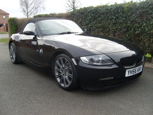 2006 BMW Z4 2.5 SPORT ***FSH, 6,SPEED MANUAL***