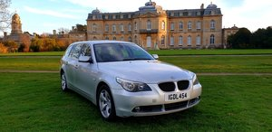 2006 LHD BMW 520D, AUTOMATIC, ESTATE, LEFT HAND DRIVE