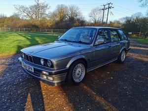 1989 BMW 325i auto touring