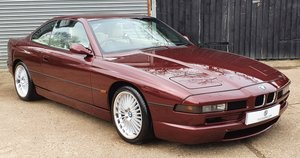Picture of 1999 BMW 840 4.4 V8 Sport Individual - Only 65K Miles - Stunning SOLD