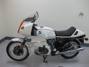 BMW R100RS Motorsport