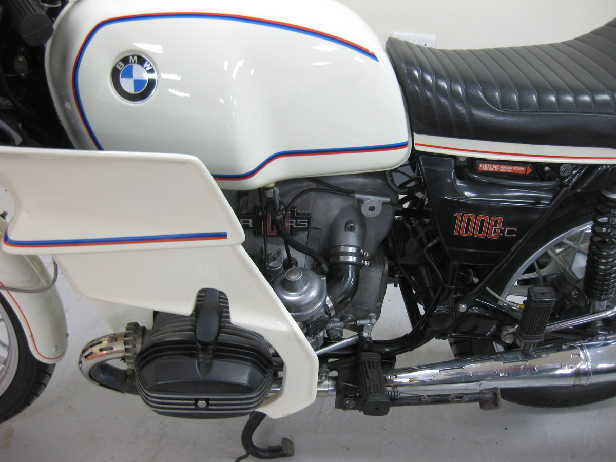 1978 BMW R100RS Motorsport For Sale (picture 4 of 6)