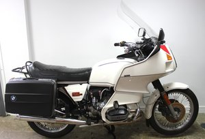 1984 BMW R80 TIC Excellent Condition Lovely BMW SOLD