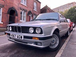 1991 BMW E30 316i LUX Manual
