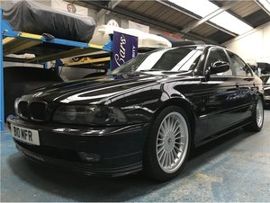 1999 Rare BMW Alpina B10 3.2 Manual  SOLD