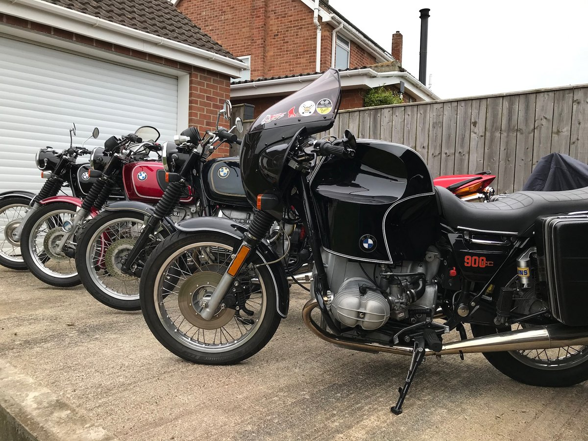 1977 BMW Airheads For Sale (picture 6 of 6)