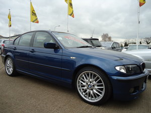 Picture of 0202 EXTREMELY LOW MILEAGE 320D M SPORT SALOON WITH NICE SPEC For Sale