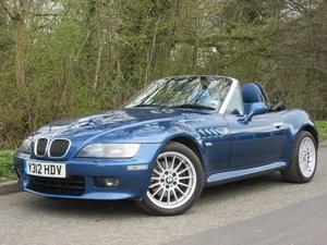 2001 BMW Z3 3.0 MANUAL 228 BHP - LOW MILES, TOTALLY ORIGINAL
