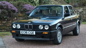 1988 Bmw e30 320i saloon 59000 miles 1 owner