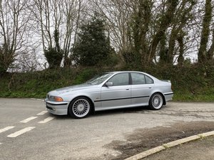 1998 BMW 523i SE MANUAL FACTORY FITTED ALPINA EXTRAS For Sale