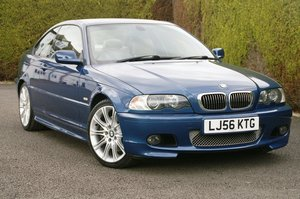 2006 BMW 330Ci M Sport Coupe Auto SOLD
