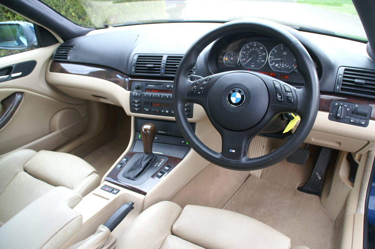 2006 BMW 330Ci M Sport Coupe Auto For Sale (picture 3 of 6)