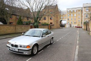 1998 BMW 328i 2.8 E36 - Coupe Auto - FSH - 2 OWNERS