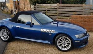 2001 BMW Z3 3.0L M SPORT  (RARE MANUAL VERSION)